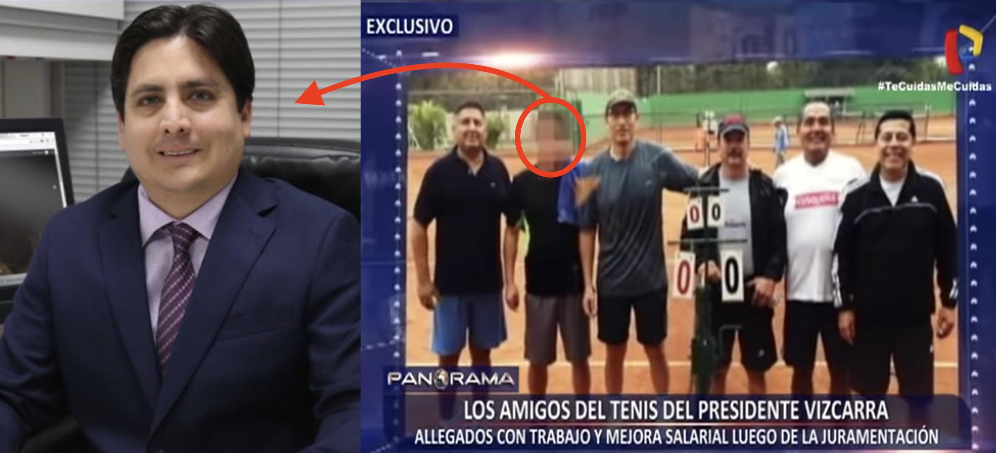 El amigo del tenis del presidente que nadie quiere tocar