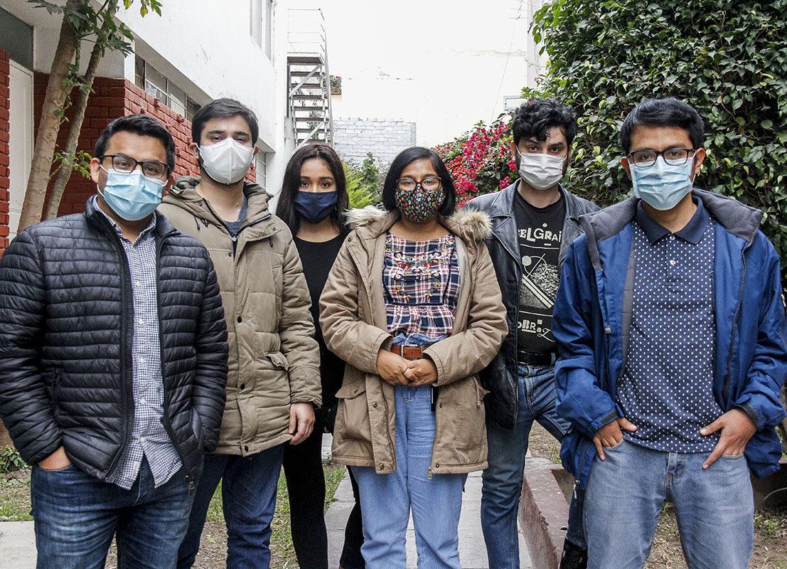 Periodistas de El Foco