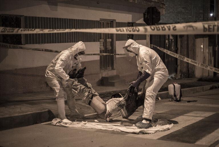 Pandemia: seis regiones, seis fotógrafos