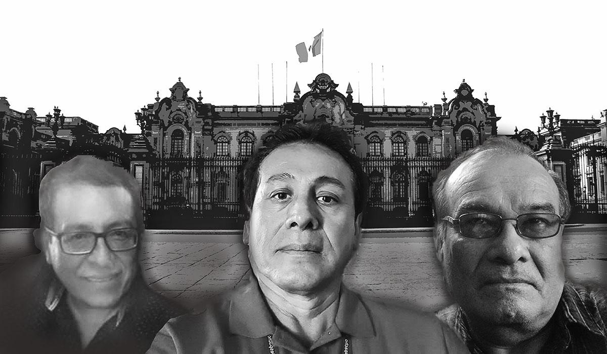 En Palacio de Gobierno también hubo muertos por la COVID-19