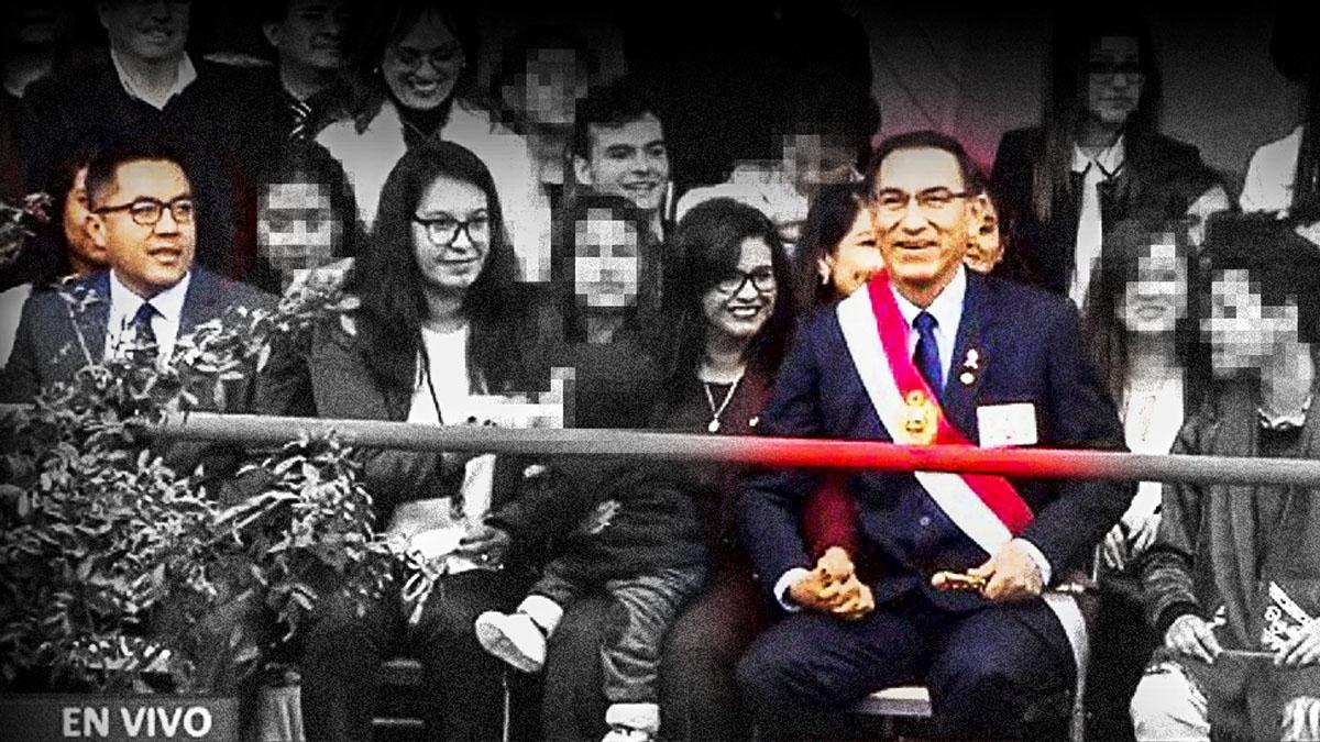 El yerno del presidente Vizcarra se benefició de Reactiva Perú