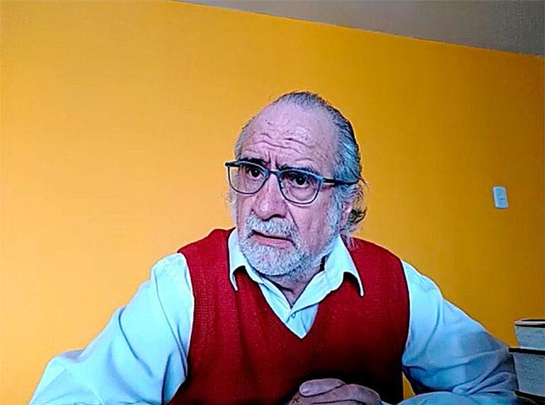 """Guillermo Nugent: """"Sería fabuloso hacer un mapa moral de Lima. ¿Cuáles serían las zonas virtuosas y cuáles las áreas del vicio?"""""""