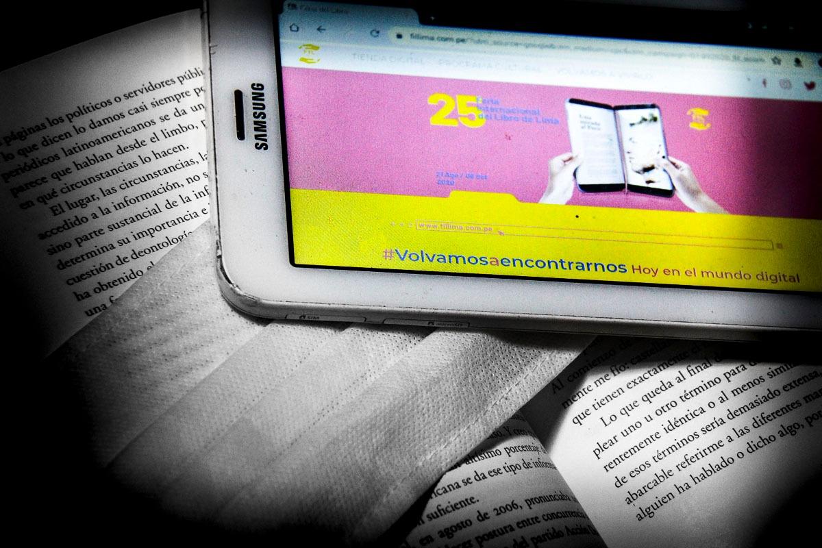 La FIL en pandemia: ¿funcionó la edición virtual?