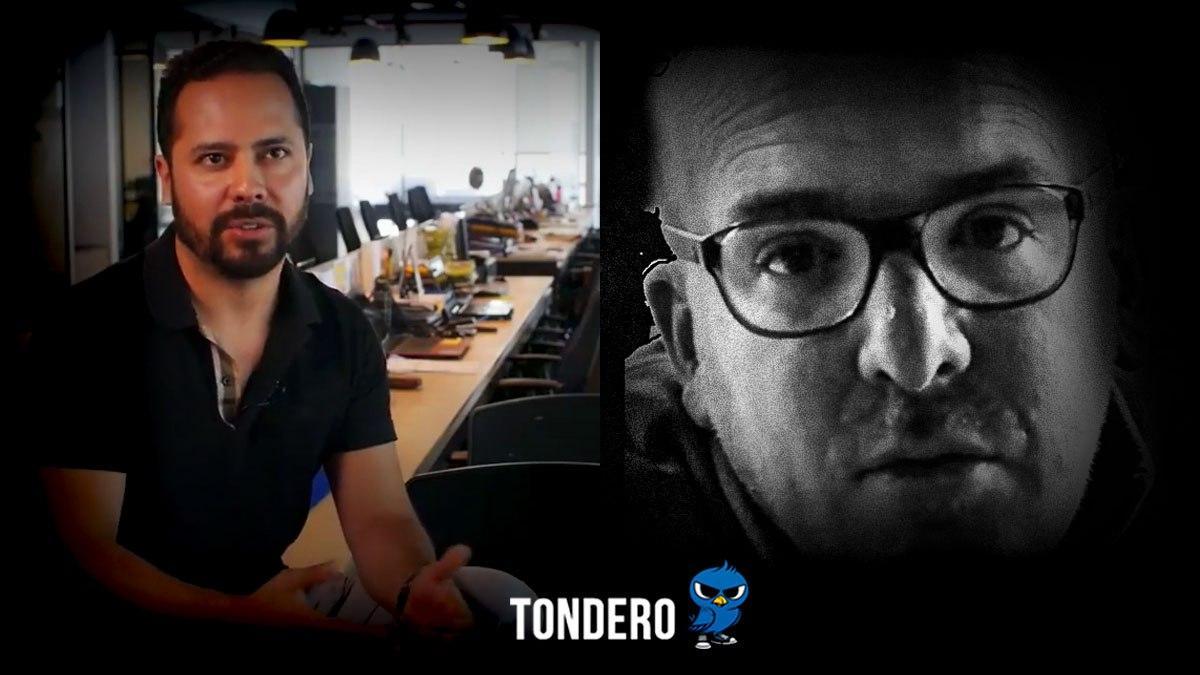 Tondero asegura que no volverá a contratar a Frank Pérez-Garland