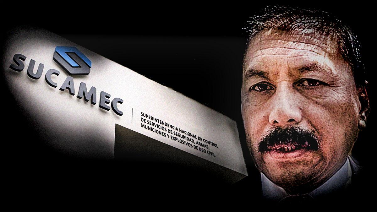 ¿Por qué renunció el superintendente de la Sucamec?