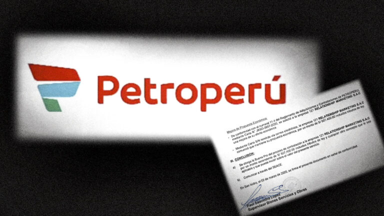 Petroperú gasta medio millón de soles en cambiar logo
