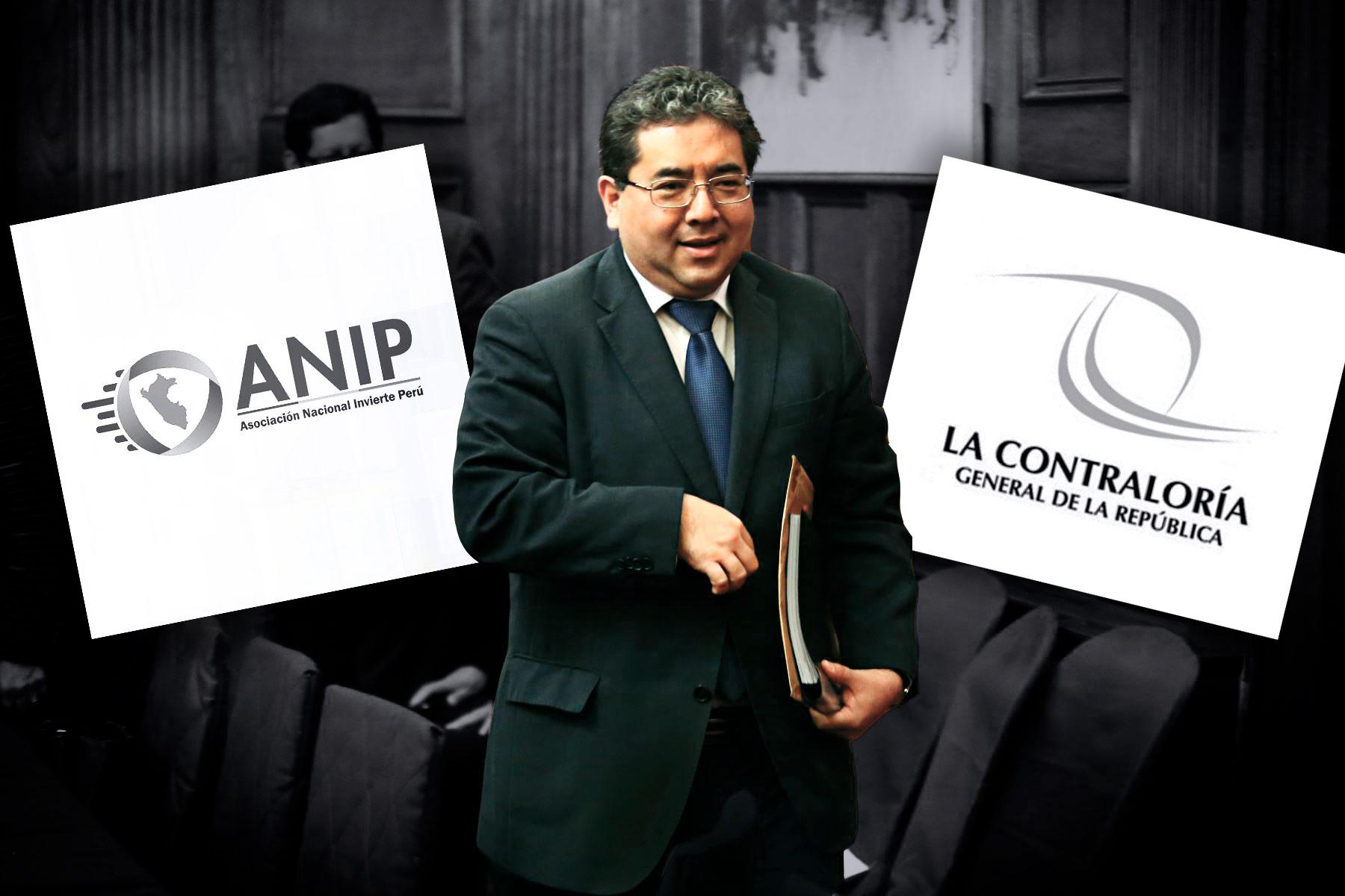 Los contratos y designaciones de Invierte Perú, la asociación creada por el contralor Nelson Shack