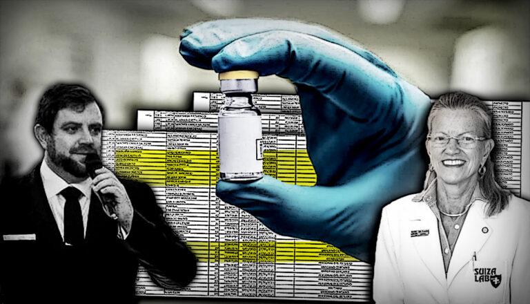 Los vacunados de Suiza Lab