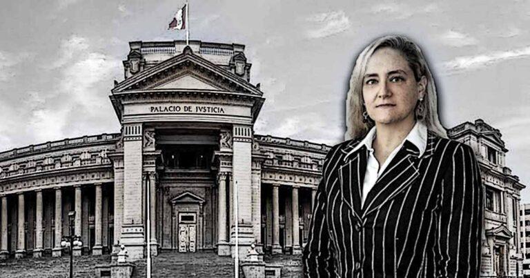 El otro de CV de la candidata a dirigir la Autoridad de Control del Poder Judicial