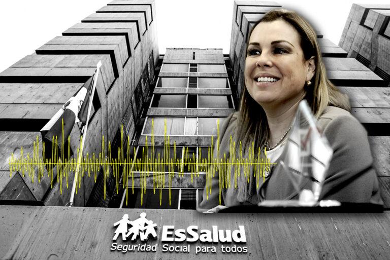 Audio de funcionarios del Minsa y PCM: en EsSalud pagan sobreprecio por medicinas
