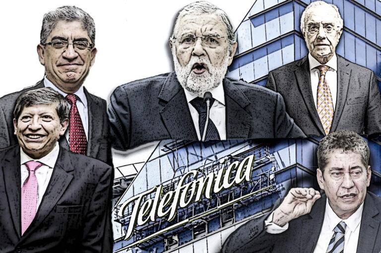 Tribunal Constitucional perdona a Telefónica deuda de S/ 729 millones