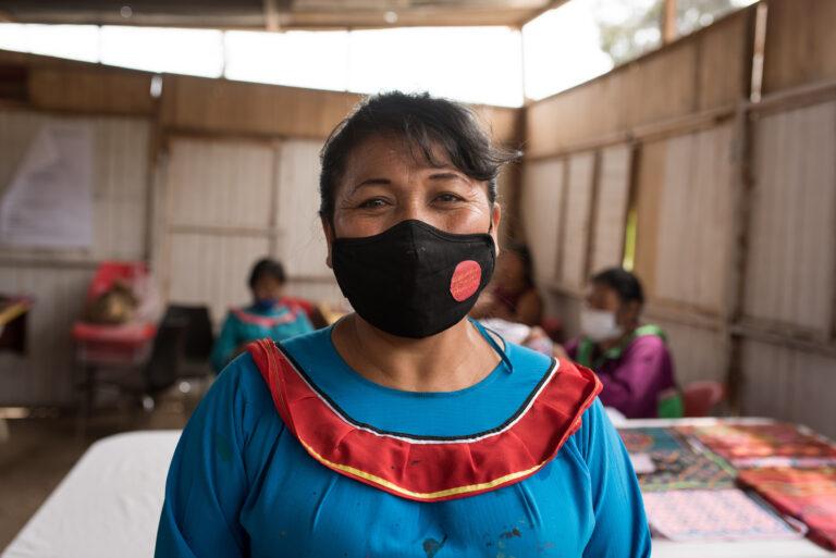 Milka Franco: Mujeres de Cantagallo compartiendo arte, sanación y fortaleza
