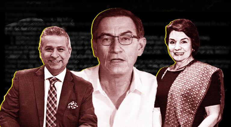 Los asesores secretos de Martín Vizcarra