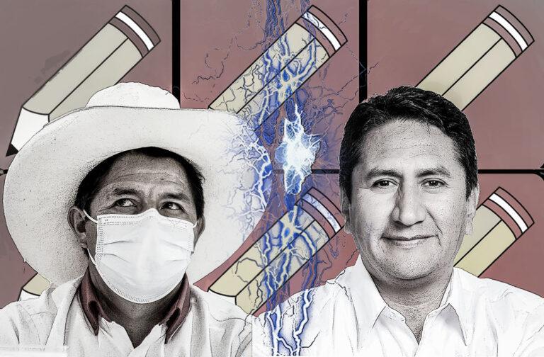 Cortocircuito en Perú Libre