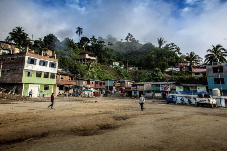 Vizcatán: un pueblo olvidado tras la masacre