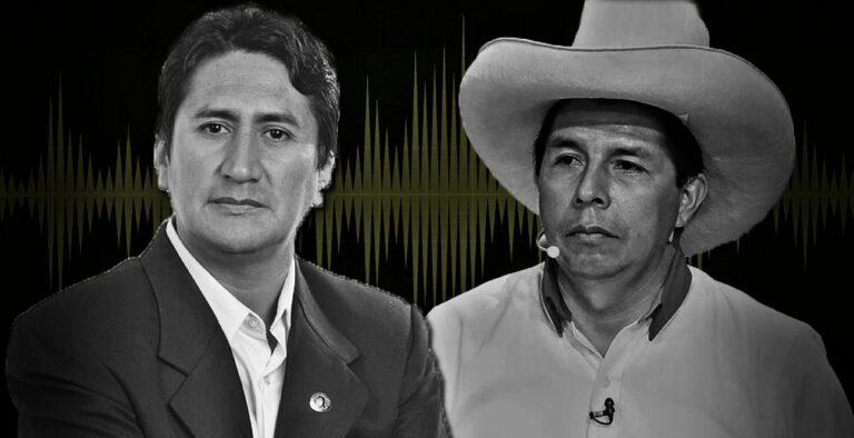 """Cerrón: """"Mi presencia en el gobierno no debilita a Castillo, sino por el contrario, lo fortalece"""""""