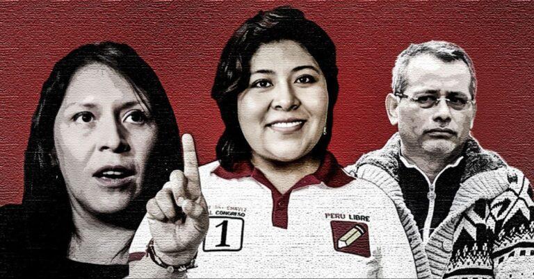 Los nexos desconocidos de Betssy Chávez