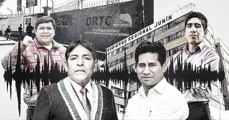 """""""Dinámicos del Centro"""" coordinaban con alcaldes de Junín campaña de Perú Libre"""